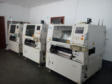 JUKI KE2020 Pick and Place Machine